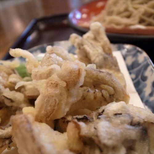 【悲報】舞茸の天ぷらより美味しい天ぷら、この世にない