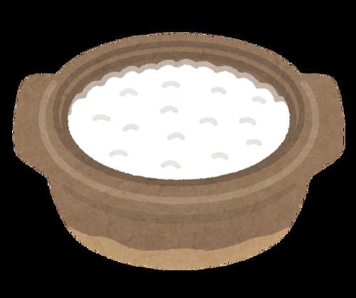 土鍋買って米炊いたらめっちゃ旨すぎwwwww