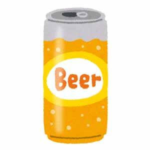 ワイ、ヨッメに1日缶ビール1缶まで宣言を食らう!