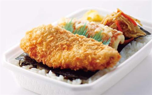のり弁に入ってる白身魚のフライって何の魚なの?