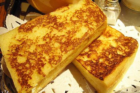 ふっくらフワフワのフレンチトーストは最高だ!おいしい焼き方を教えてくれ!!
