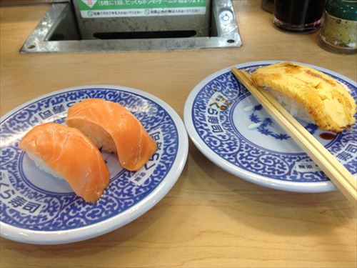回転寿司でサーモン系ばっかり食ってる奴wwwwwwwwwwwwwwww