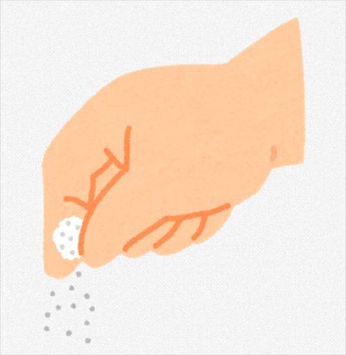 【急募】嫁の手料理の味付けを薄味にする方法