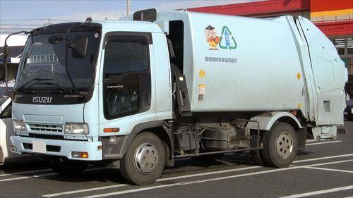 ゴミ収集車で働こうと思うんだが