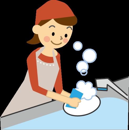 食器洗うときにお湯を使ったら負けみたいな風潮wwwwwwwwwwwwwwwwwww