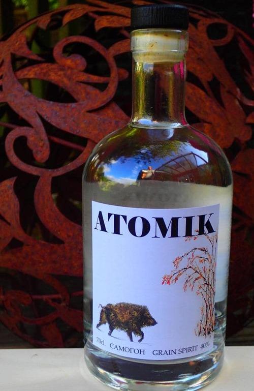 ロシアさん、チェルノブイリのライ麦を使ったウォッカ「アトミック」を販売してしまう