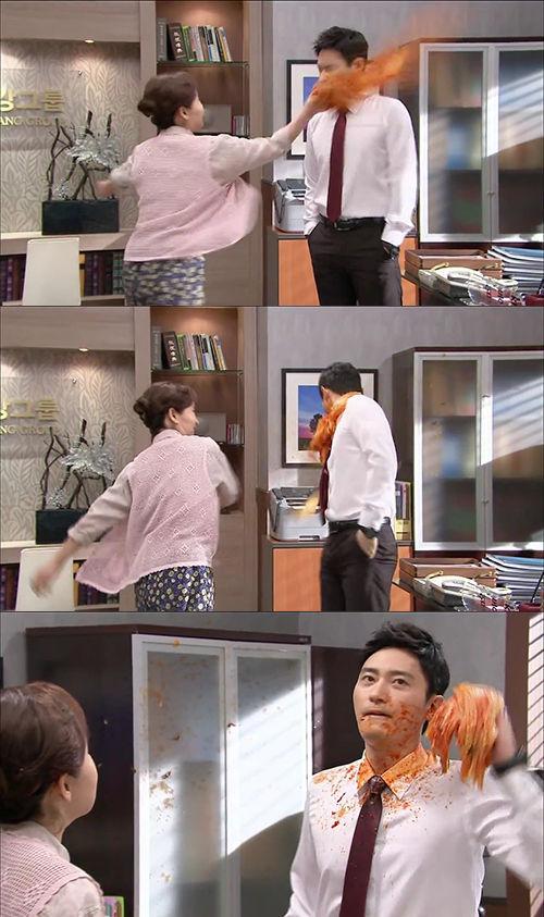 韓国ドラマでキムチビンタという酷いシーン 視聴者「ひどい表現」