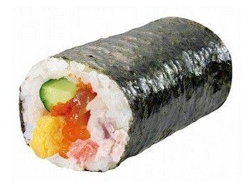 かっぱ寿司「秋の恵方巻」を販売 海鮮恵方巻とヒレカツ恵方巻の2種類