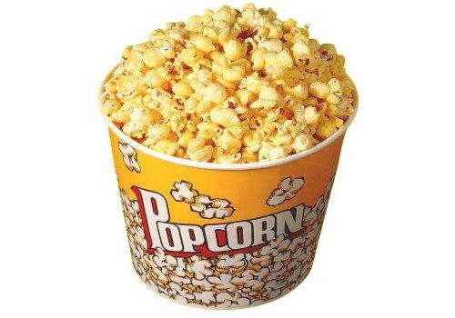 映画館でポップコーン食べるのはやめて……