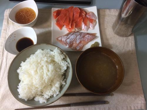 【魚釣り】釣った魚食べる