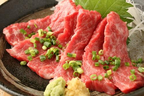 馬肉ってそんなにウマイか? 牛肉とか豚肉のほうがウマイだろ常識的に考えて