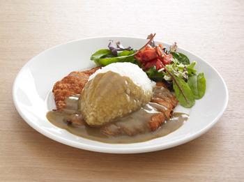 ロンドンで定番の日本食は「カツカレー」と「エダマメ」