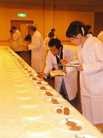 全国納豆鑑評会で長野の納豆が日本一に