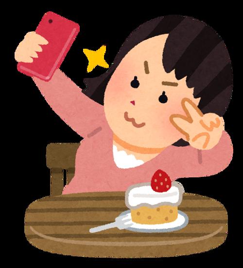 外国人「何で日本人自撮りしないで飯の画像ばっか撮るの!誰も興味無いよ!」