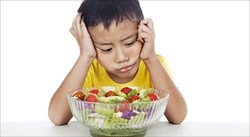 食えども食えども野菜嫌いが治らないんやが