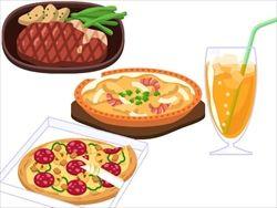 レストランなどは、原産地や原材料などの表示の義務づけがありません
