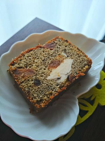 クッキー3種とパウンドケーキ2種作った