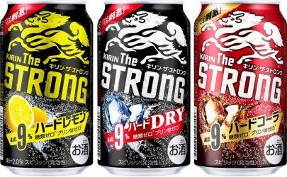 ビール大手4社 売れないビールを捨てストロング系チューハイで本格競争
