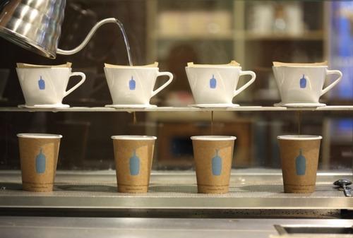 ブルーボトルコーヒー 3月7日に青山カフェがオープン