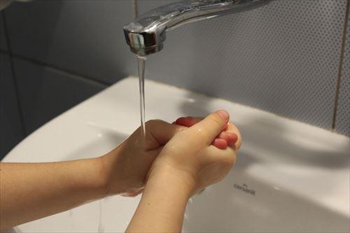 彼女に手の洗い方指摘したらめっちゃ喧嘩になった