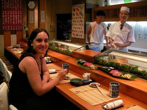 初カウンター寿司屋ワイ「正式な作法とかってあるんですか?」大将シュババババ