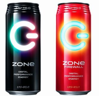 ZONEとかいう新しいエナジードリンク