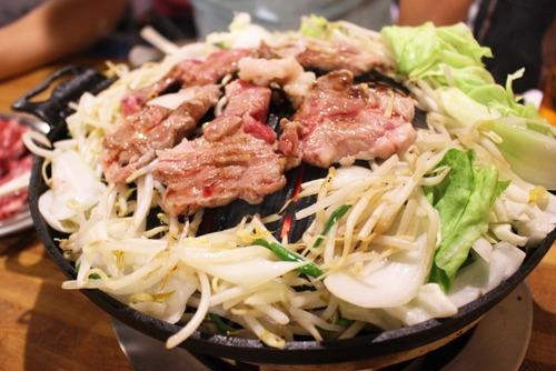 北海道「ジンギスカン!海鮮丼!豚丼!ザンギ!スープカレー!ラッキーピエロ!ラーメン!」