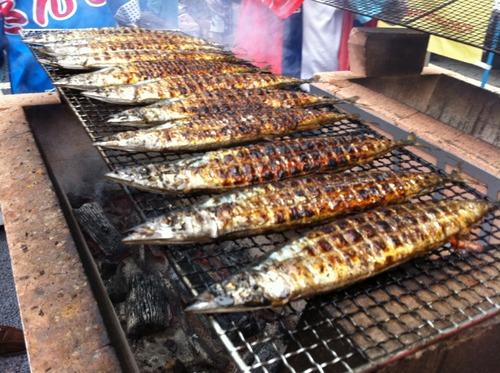 「目黒のさんま祭り」開催へ 宮古産サンマ6000匹を無料提供 開催日時は9月6日の10時~14時