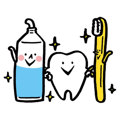 歯磨き1日三回やった結果WWWWWW