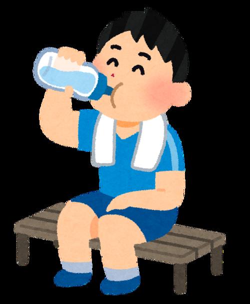 人間って一日2リットルの水を飲まないといけないらしいぞ。