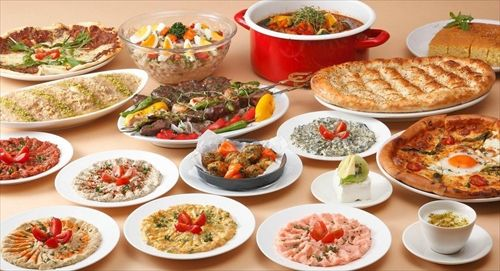 世界三大料理「中華フレンチトルコ料理」←ッ!?