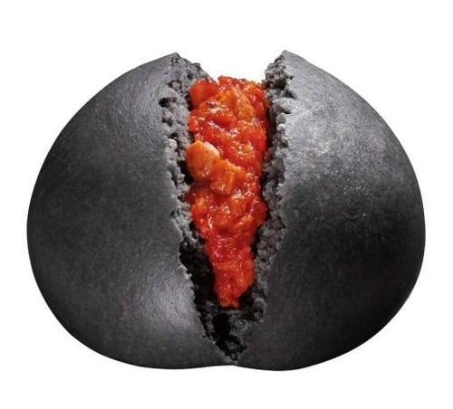 【グロまん注意】サークルKで「激辛チリトマトまん」発売!!!