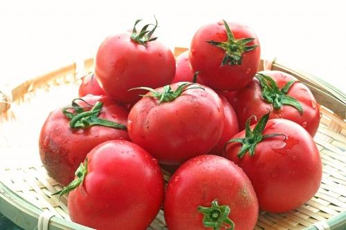自称トマト嫌い「トマト嫌い(ケチャップ、ピザOK)」