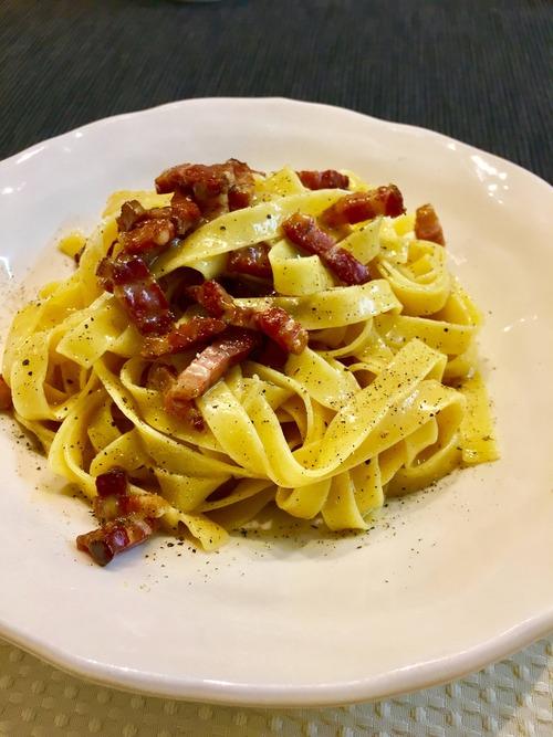 先週俺「たらこスパゲッティに生クリーム入れればうまいんじゃね」