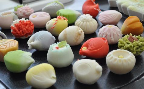 和菓子で世界的に人気が出そうなものを無理矢理1つあげるとすれば?