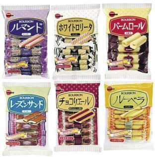 各都道府県を代表するお菓子メーカーwwwww