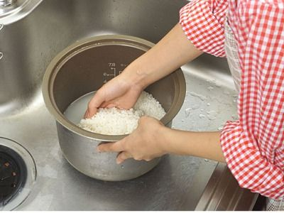 米のとぎ汁って透明になるまでやらなくていいってまじ?