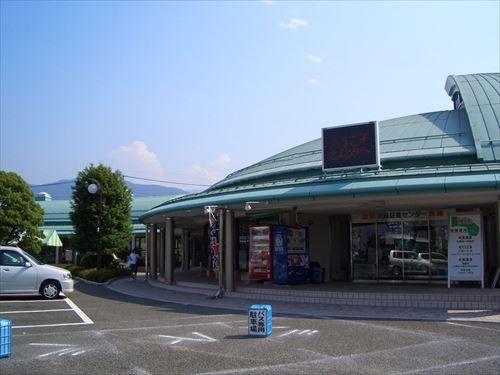 道の駅とよとみ_R