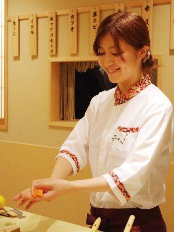 何で女性の寿司職人って居ないの?