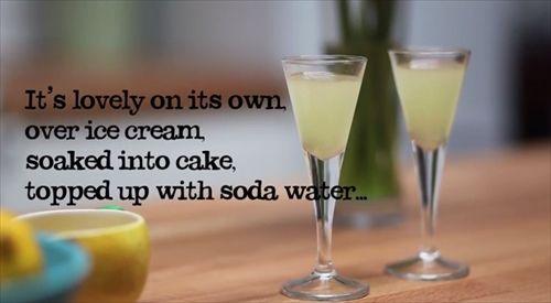 レモンの皮をウォッカに漬けて作るリキュール「リモンチェッロ」の作り方と美味しい飲み方