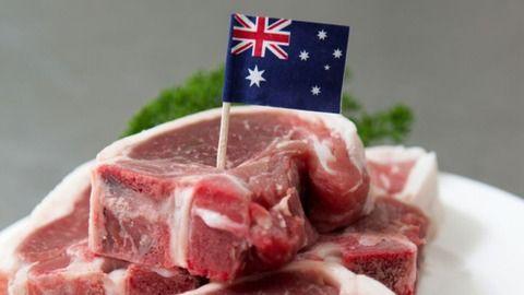 一番肉を食べる国はオーストラリア  年間一人当たり93kgの肉を消費