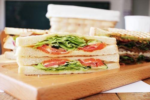 コンビニのサンドイッチ高くね?