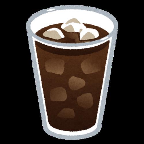アイスコーヒー飲んだだけで胃が荒れる
