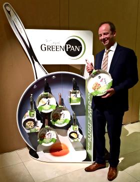 みんなはどこのフライパン使ってる?ベルギーのグリーンパンブランドが日本上陸。