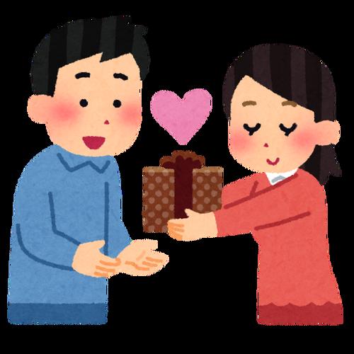 【バレンタインデー】男がチョコを送るのがブーム。中には男に贈る人も