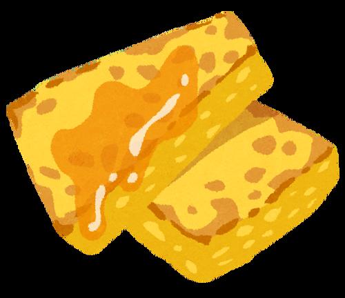 昼にフレンチトーストを焼こうとおもうんだが