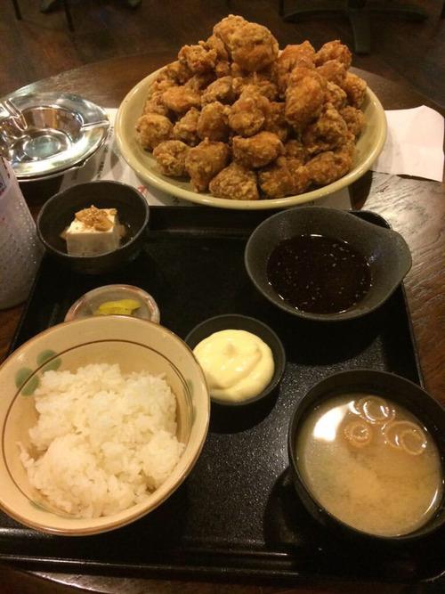 唐揚げ食べ放題100円wwwwwwwwwwwwww