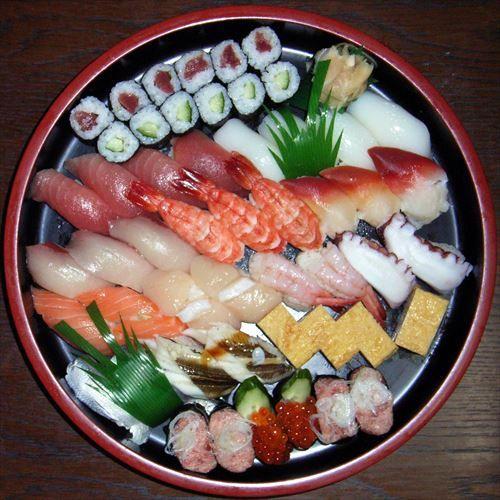 寿司を宅配しとる者やが何でも質問してくれや
