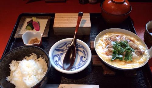 京都でめちくちゃうまい親子丼食べてきた