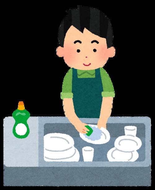 ワイ「食洗機欲しいんや」嫁「私がい洗うから食洗機なんか買わんでええ」→今、嫁「食器洗え」